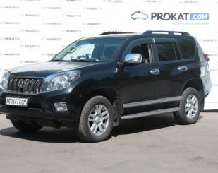 Toyota Land Cruiser Prado - аренда в prokat.com