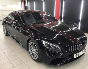Mercedes-Benz S-coupe - аренда в prokat.com