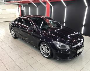 Mercedes-Benz cla - аренда в prokat.com