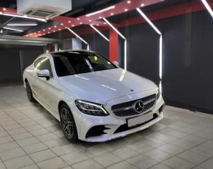 Mercedes-Benz c-coupe - аренда в prokat.com