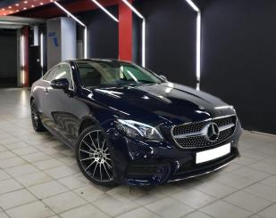Mercedes-Benz E Coupe - аренда в prokat.com